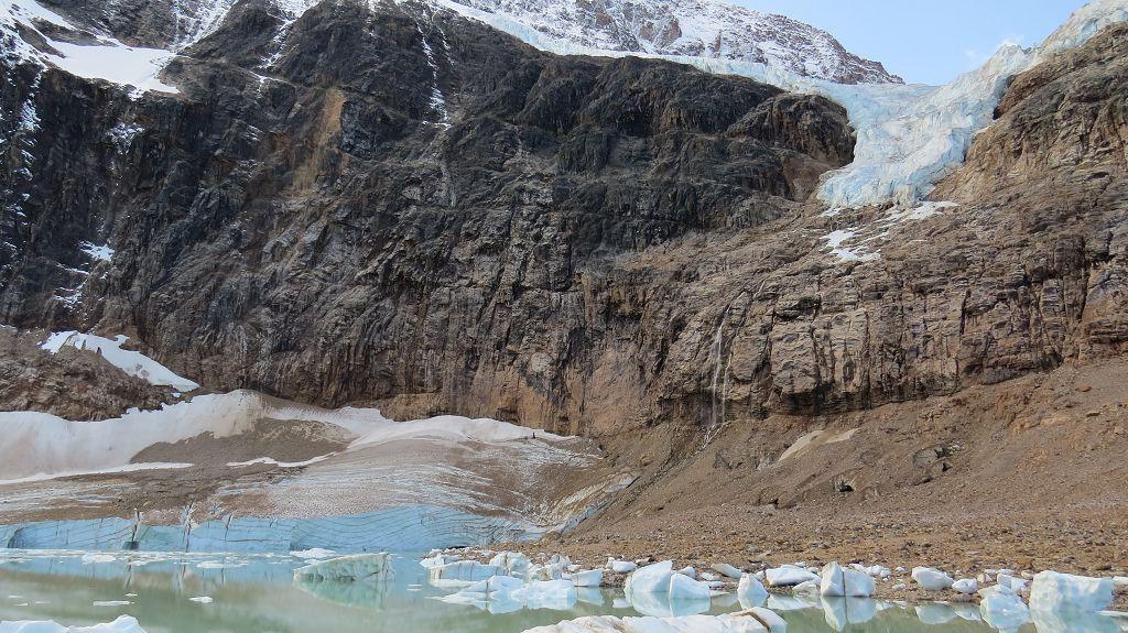 Cavell Glacier, Jasper NP