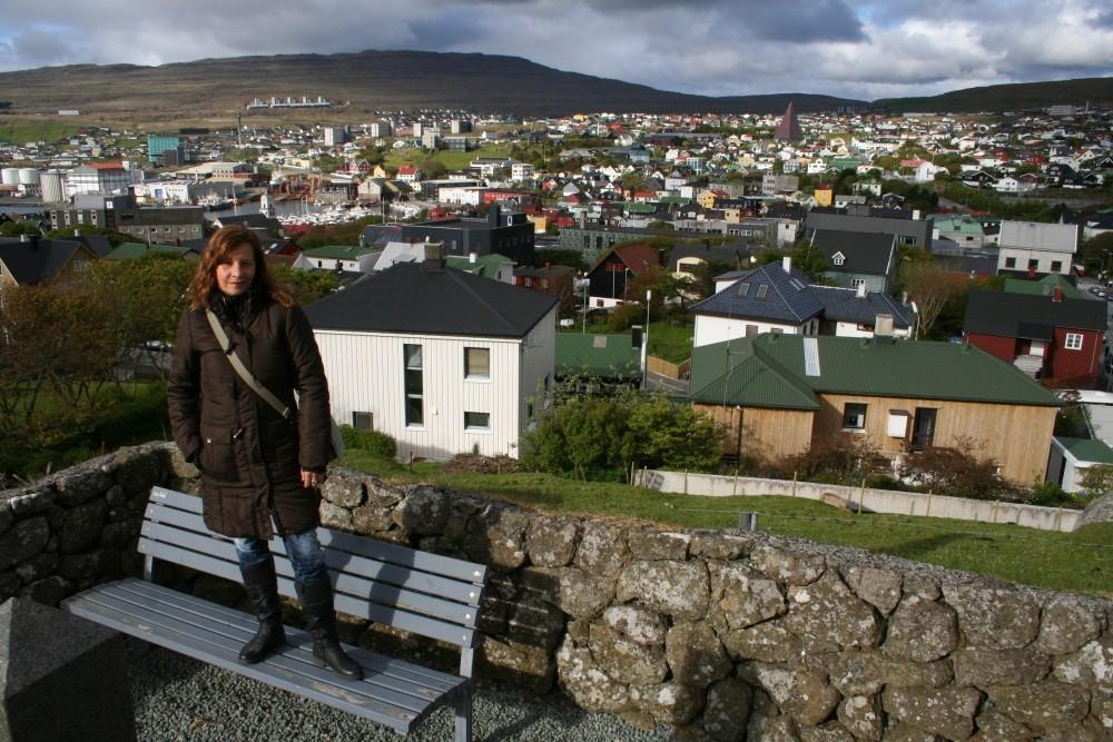 Spaziergang durch Torshavn