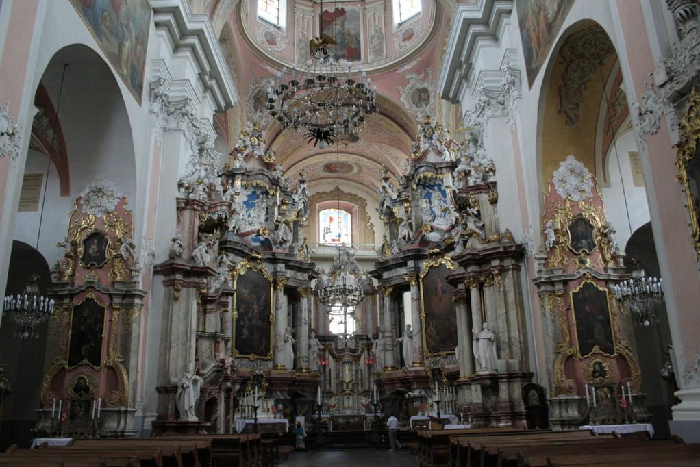 In der Heiliggeistkirche