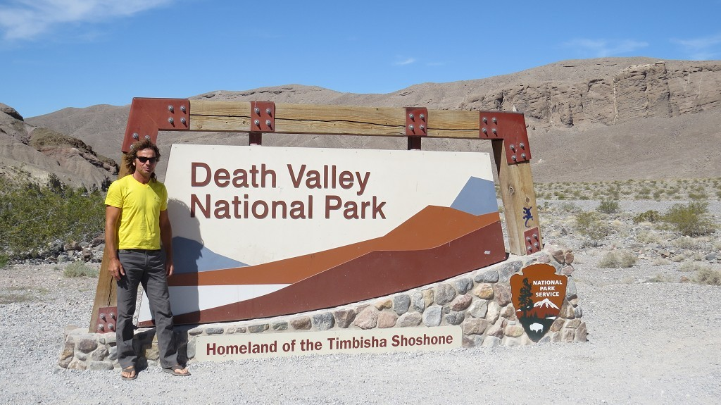 Hot, HOTTER...Death Valley