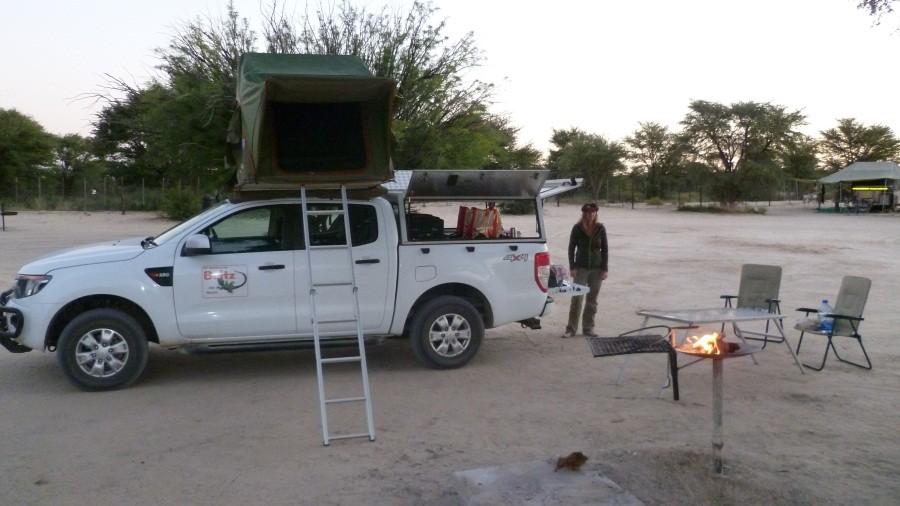 Kgalagadi Nationalpark Nossob