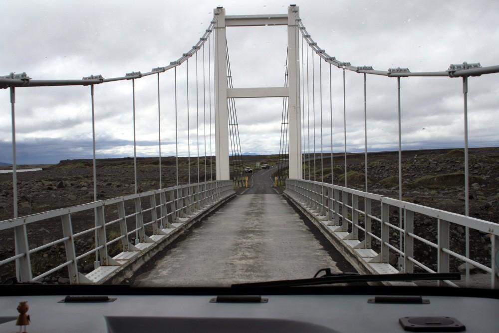 Ab geht's Richtung Akureyri