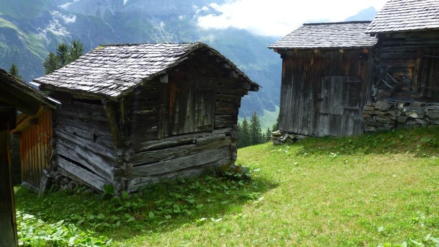 Wanderung:  Elm - Ämpächli - Obererbs - Elm