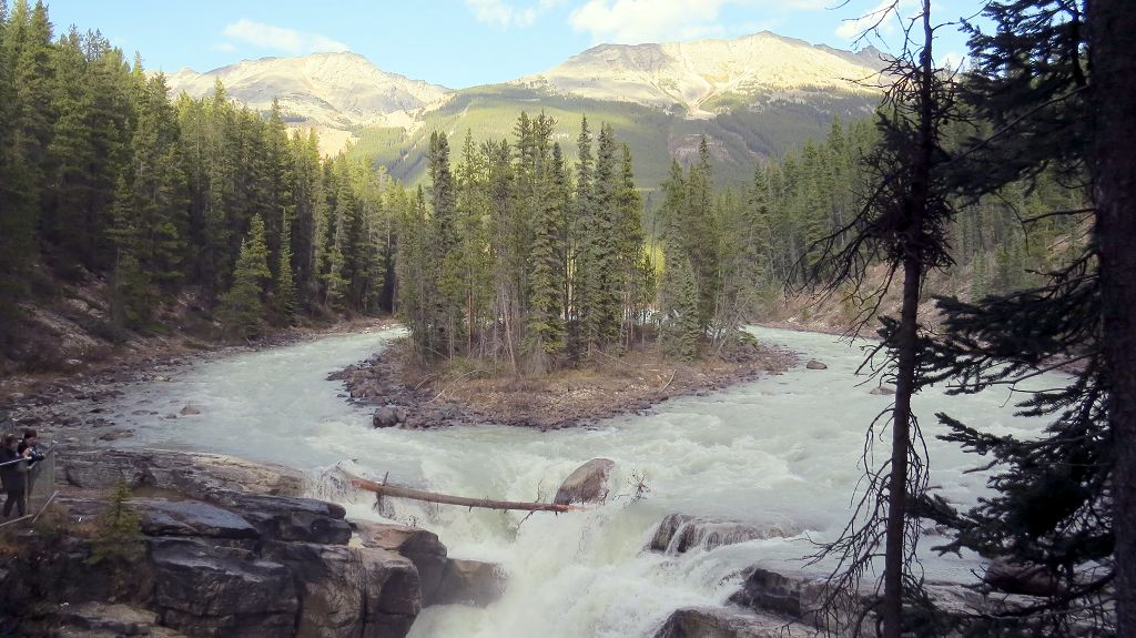 Sunwapta-Falls