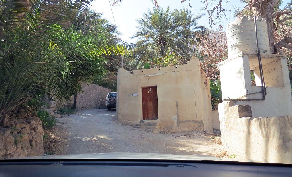 4 x 4 Fahrt ins Wadi Tiwi
