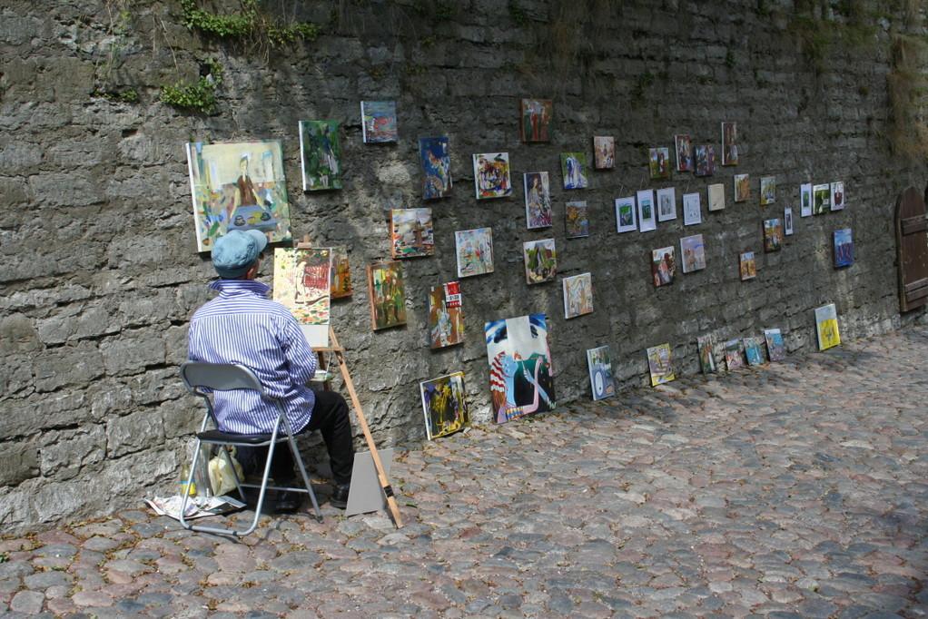 Maler am Domberg