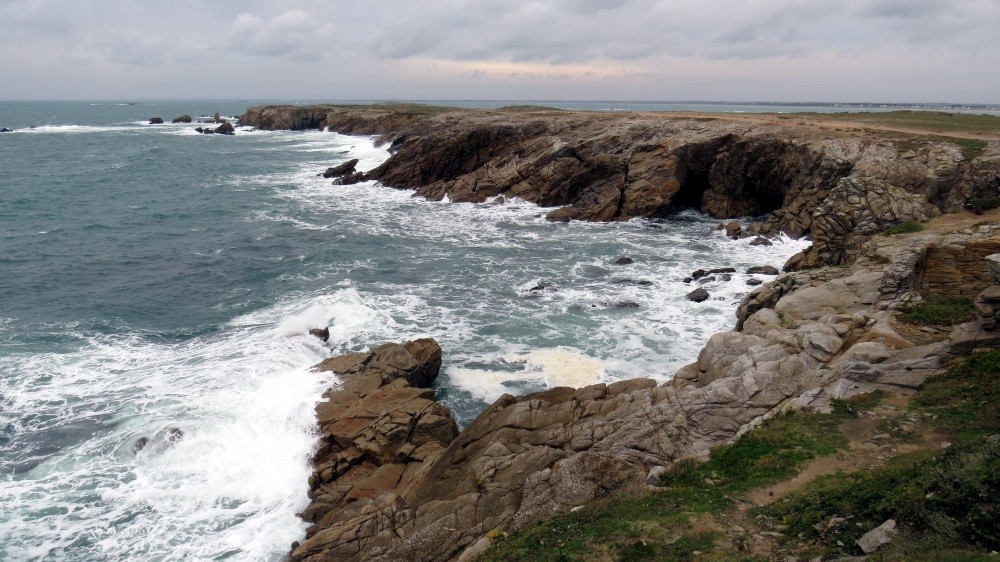 Pointe du Percho, Halbinsel Quiberon