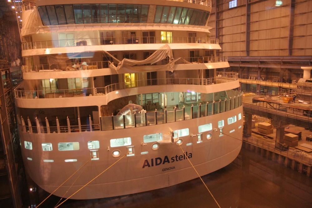 Die AIDA Stella