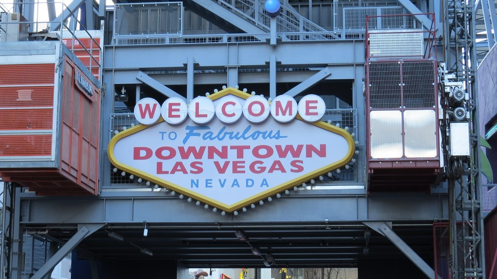 Fremont Street - Downtown -