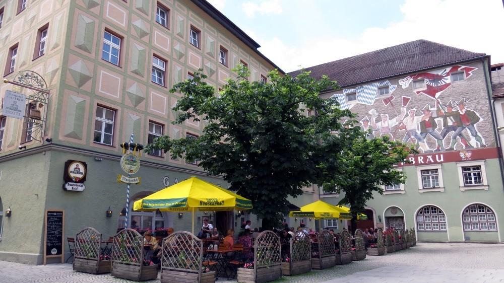 Brauereigasthof mit...