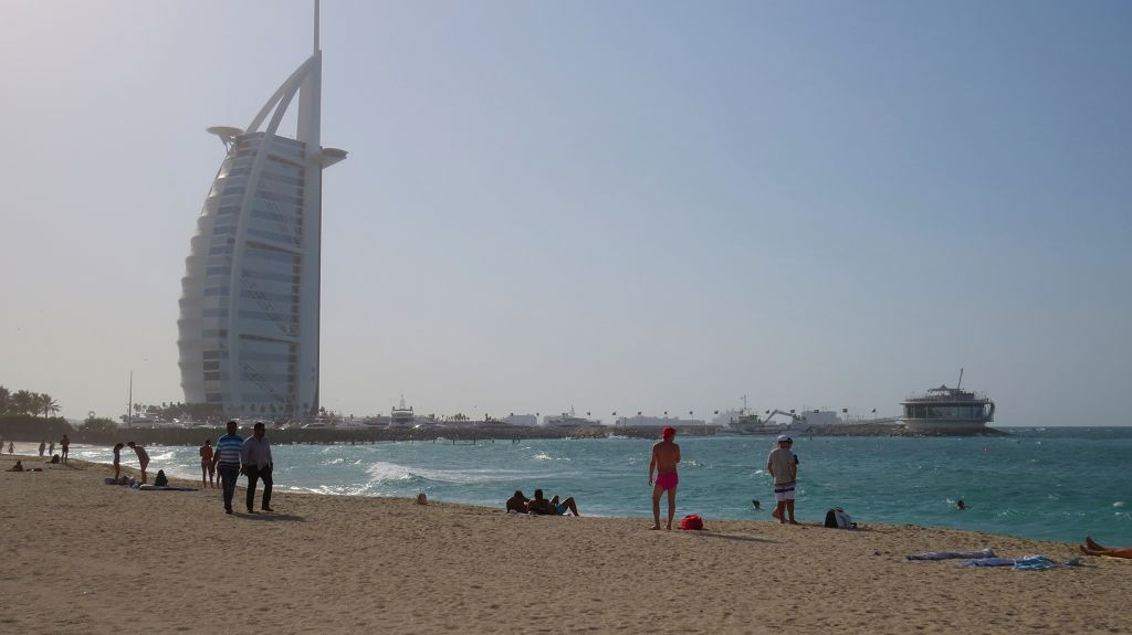 Luxushotel Burj Al Arab*******