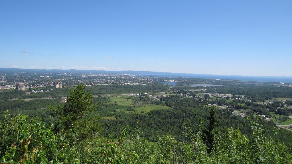 Blick auf Thunder Bay