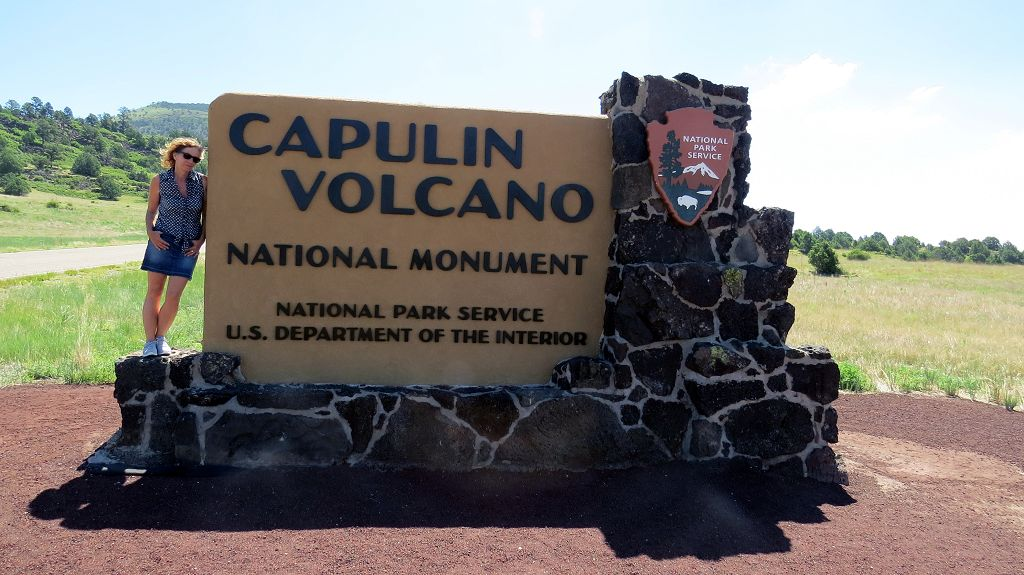Capulin Volcano New Mexico