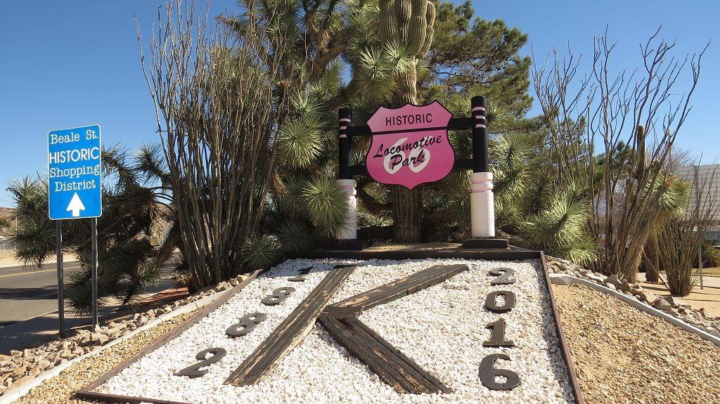 Kingman an der Route 66