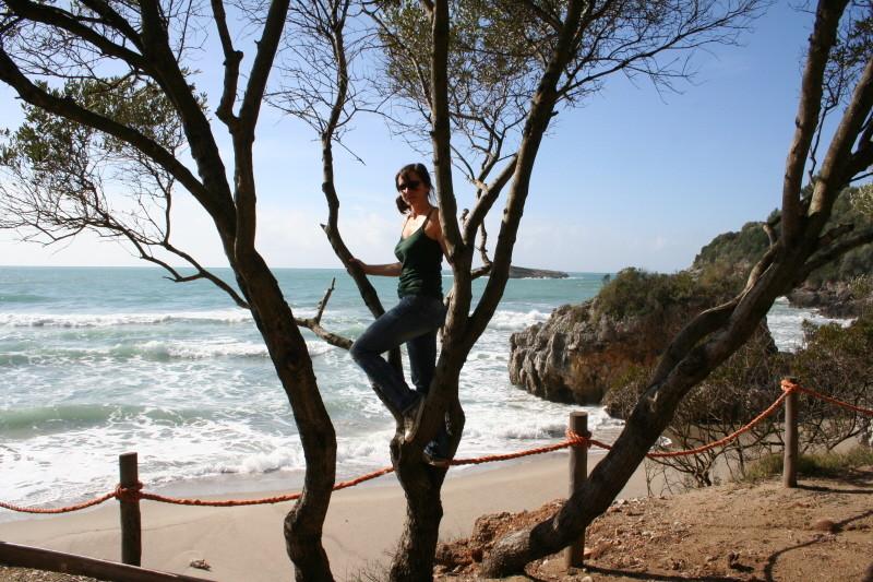 An der Cilento-Küste