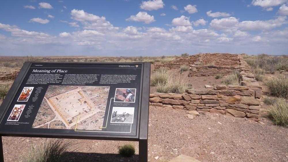 Pueblo Dorf...vor langer Zeit
