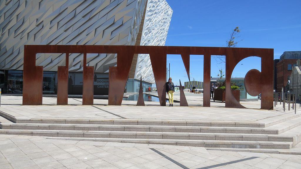 Stadtbummel durch Belfast