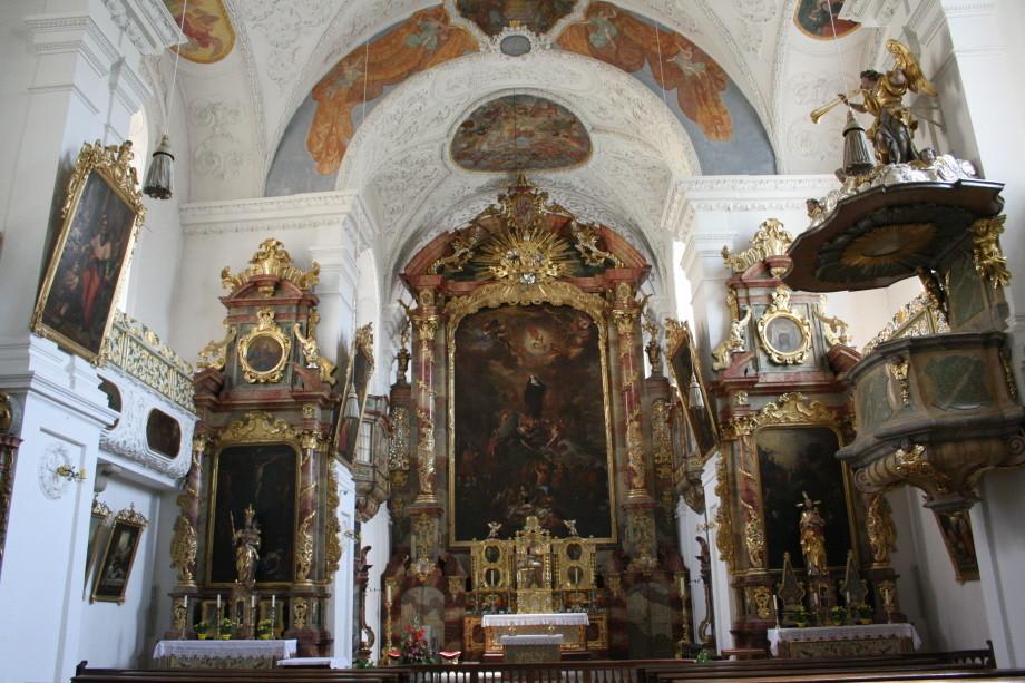 Pfarrkirche St. Walburg