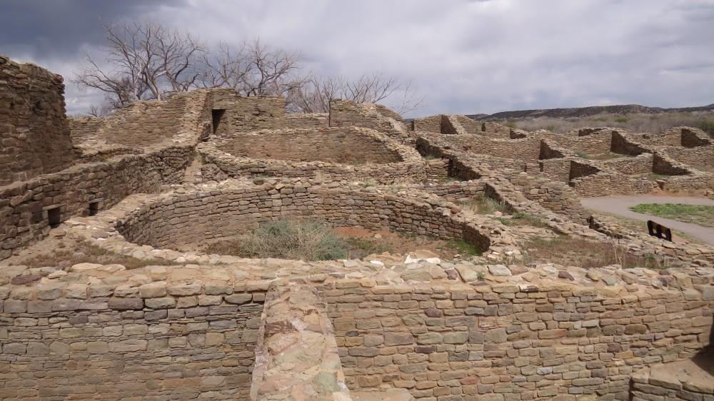 Aztec-Ruines