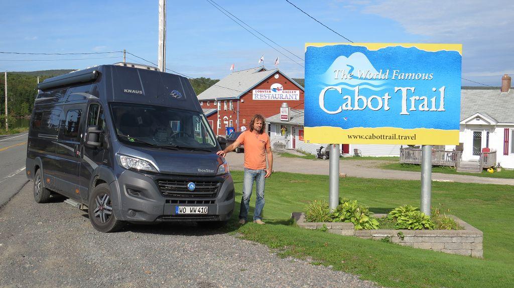 Cap Breton - Cabot Trail -
