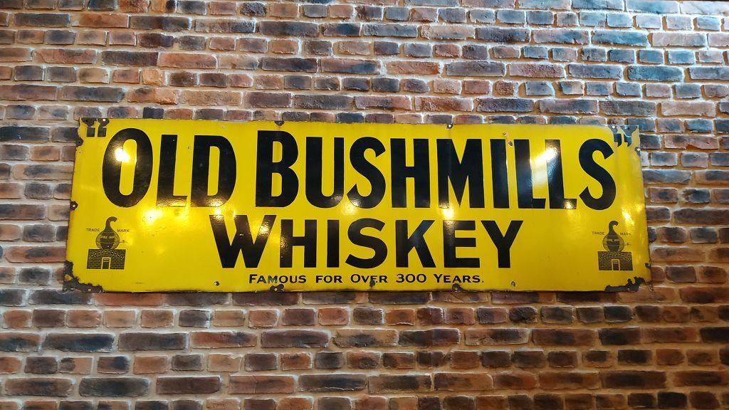 Bushmills, die älteste Whiskey-Brennerei der Welt
