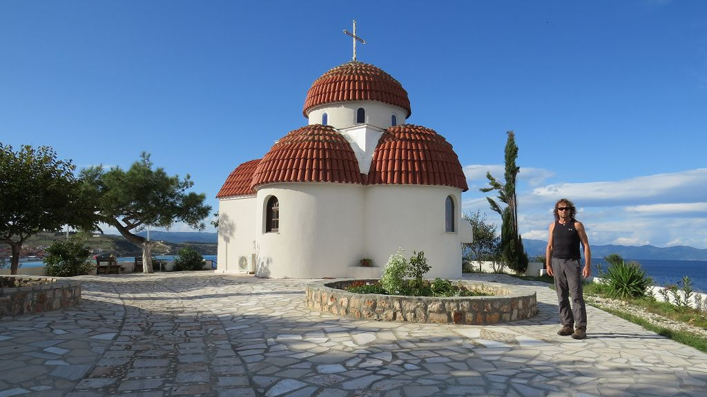 Kirche in Nea Roda