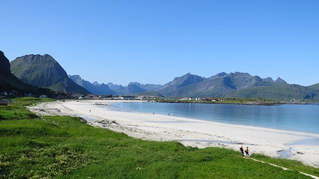 Strand bei Ramberg