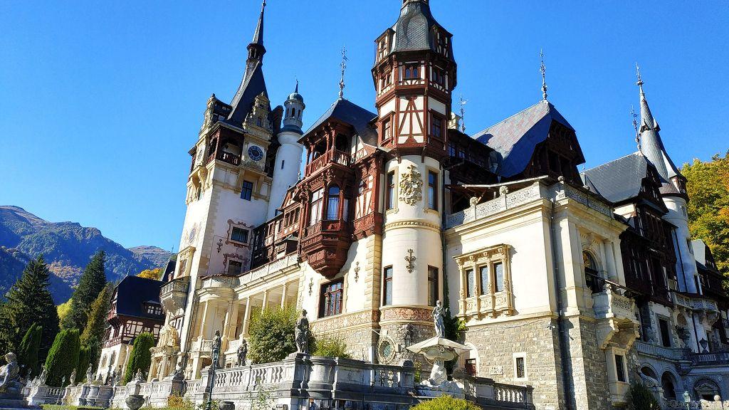 Schloss Peles und...