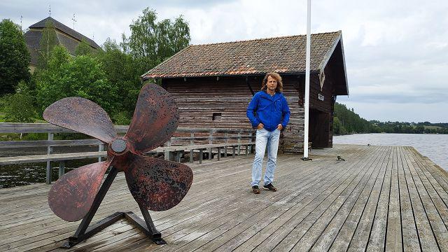 Wir erreichen Östersund