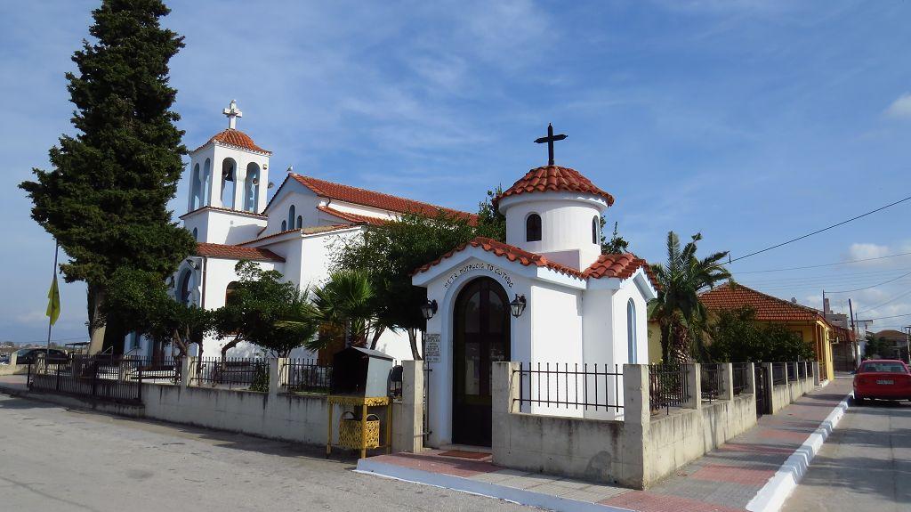 Kirche in Keramoti