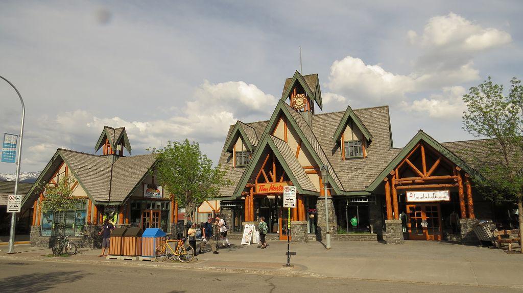 Jasper Downtown