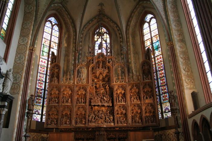 Bordesholmer Altar im Dom zu Schleswig