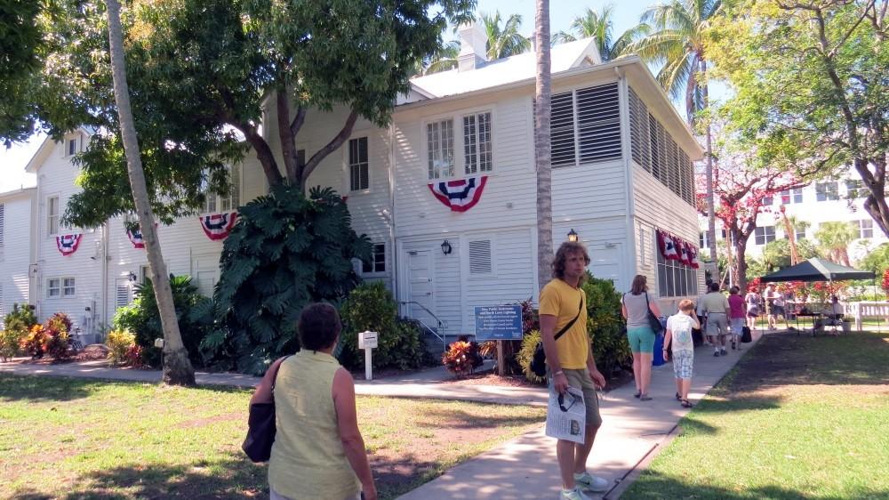 Harry S. Truman -Little White House-