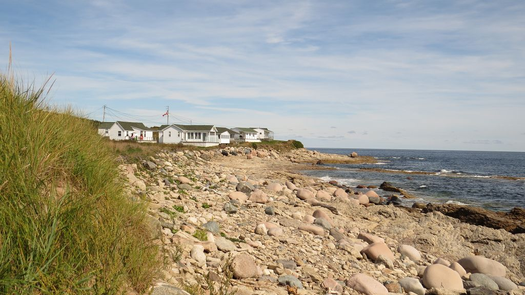 Viewpoints an der Küste