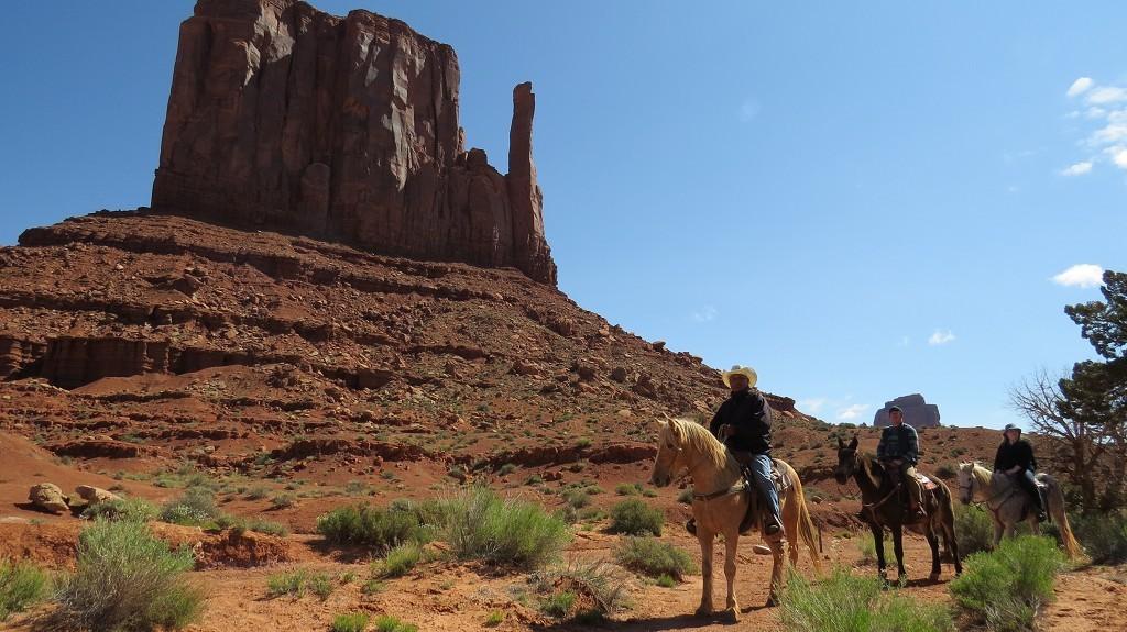 Wir wandern den Wildcat-Trail