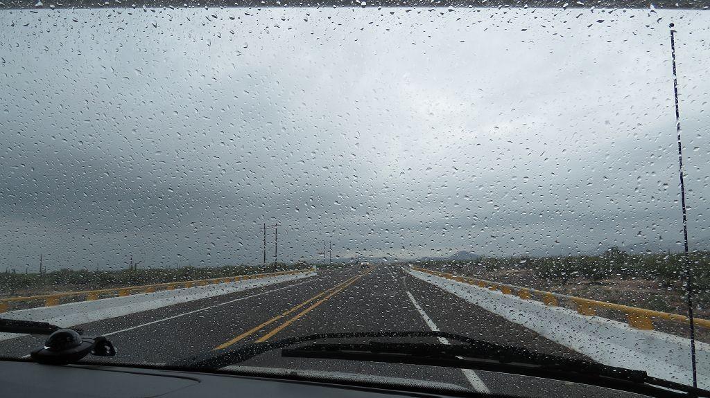 Heute mal Regen