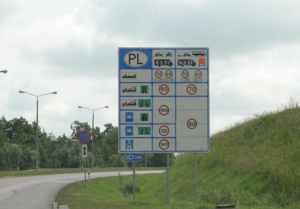 27. Juli 2011: wieder in Polen