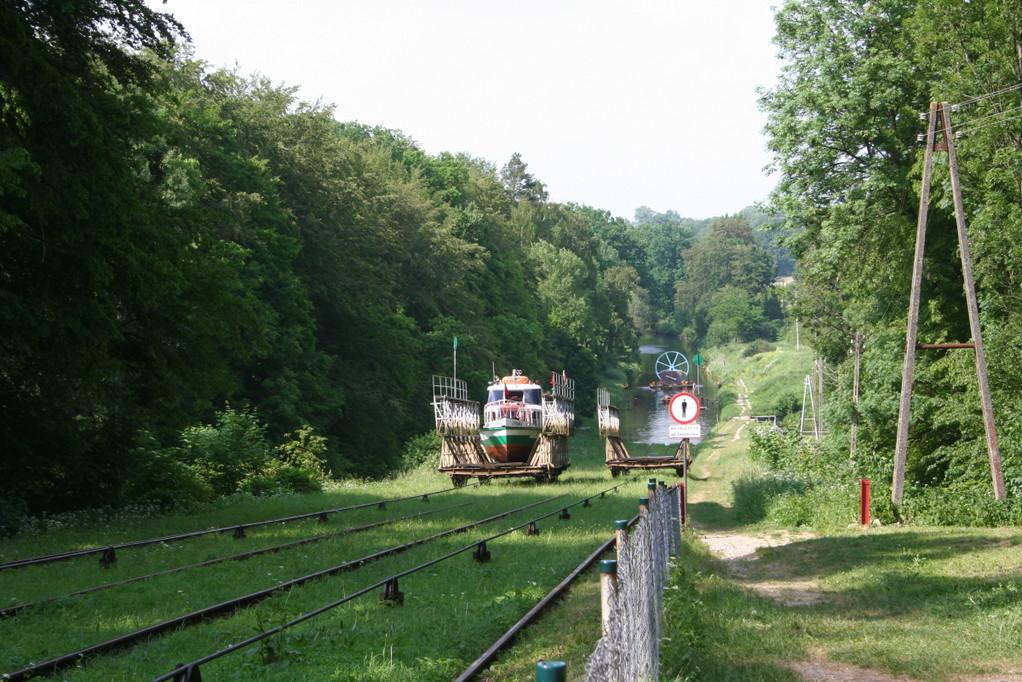 Am Oberländischen Kanal...