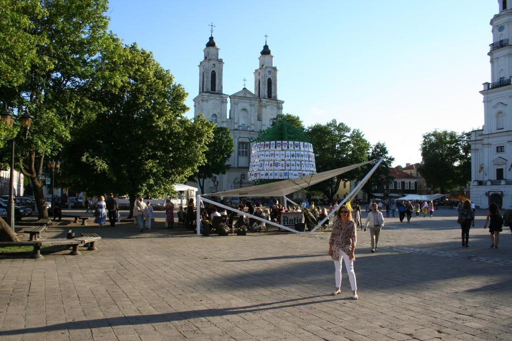 Kaunas: Jesuitenkirche