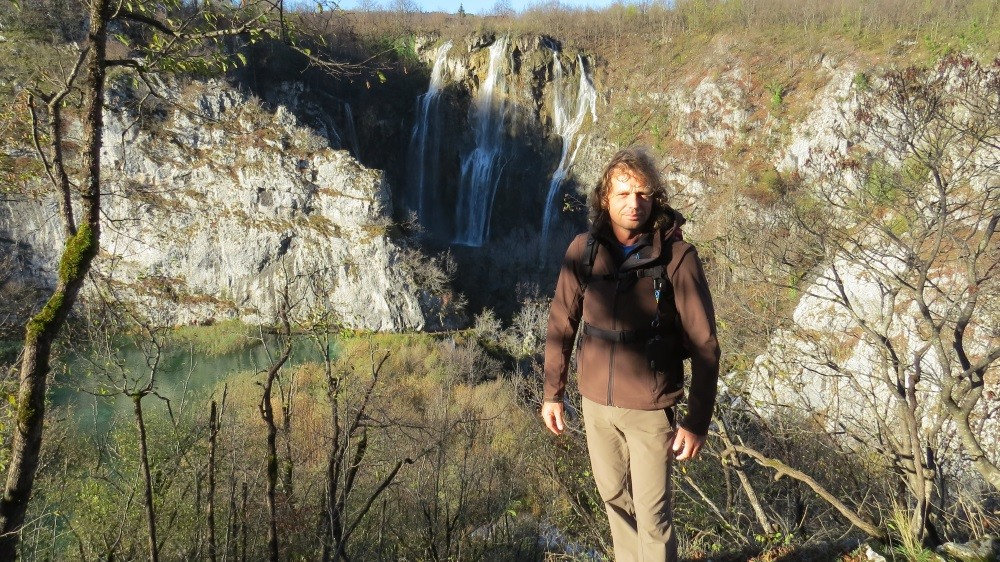 Zweiter Tag in Plitvice