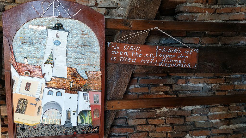 Stadtbummel durch Sibiu (Hermannstadt)