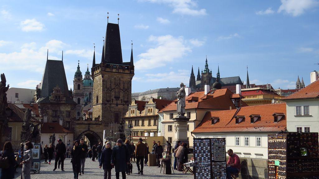 Wir laufen zurück in die Altstadt
