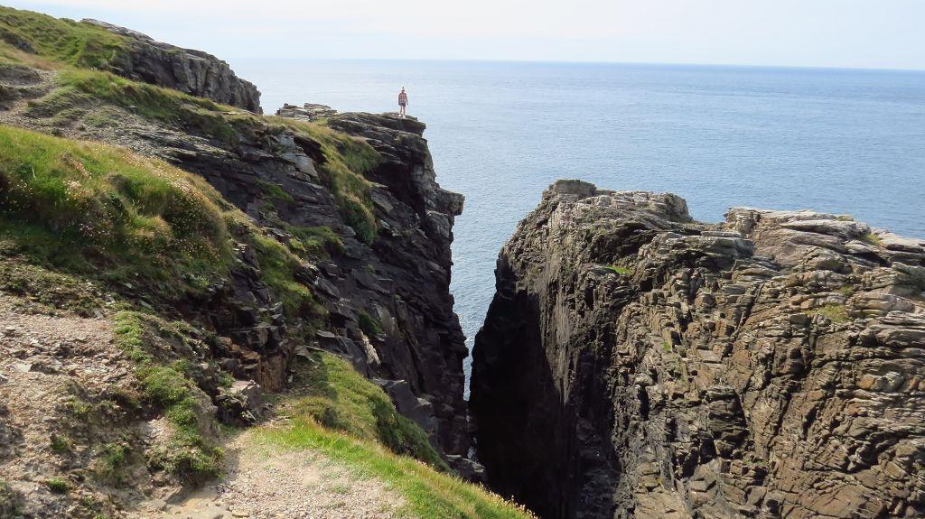 ...der nördlichste Punkt Irlands