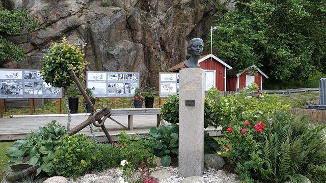Ingrid Bergman Denkmal