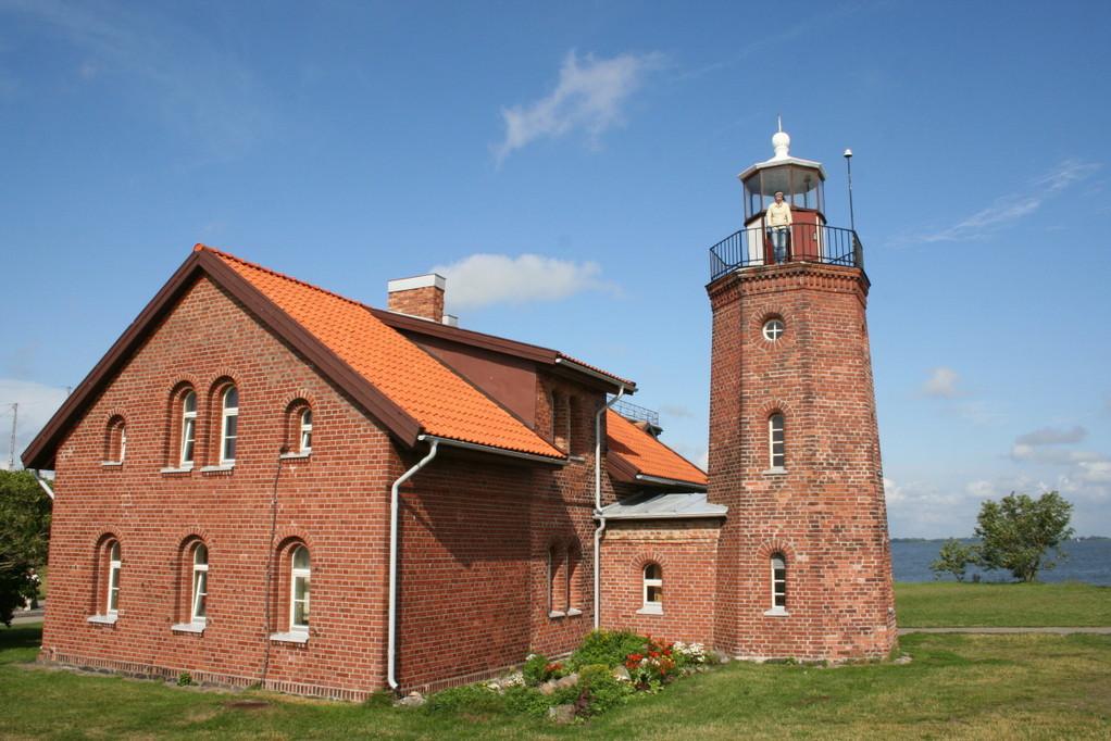 Leuchtturm bei Vente