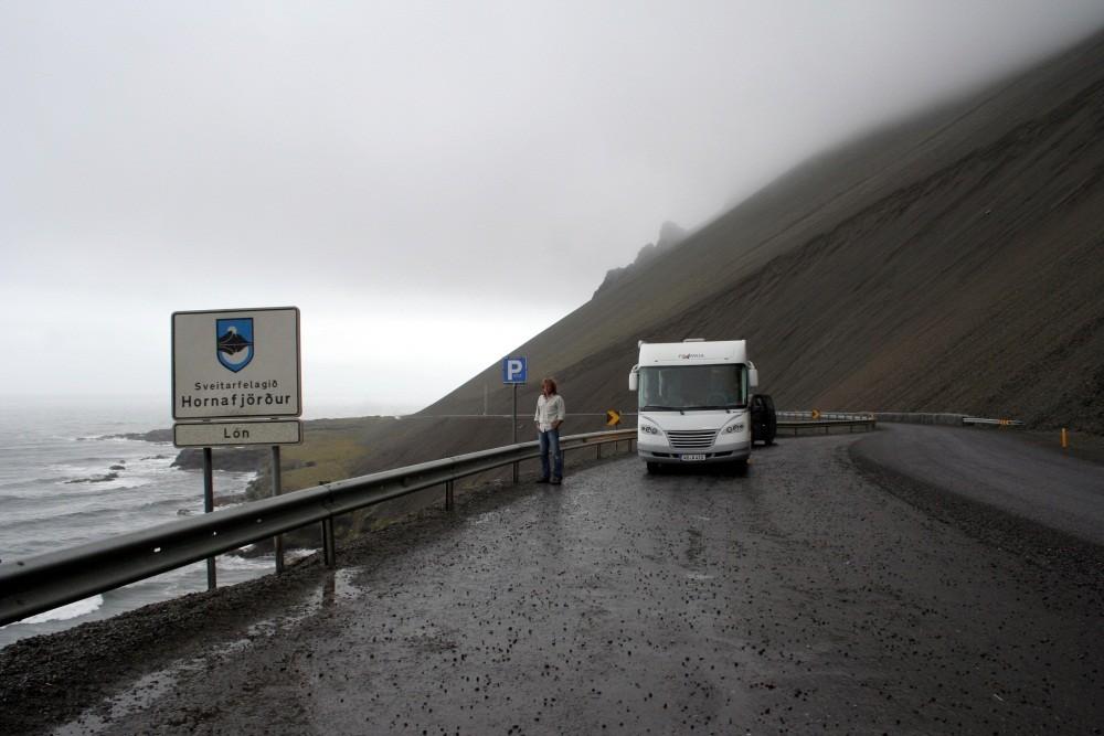 Immer die Ostfjorde entlang