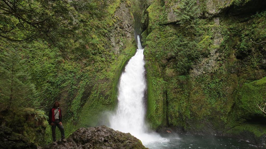 Wahcletta Falls