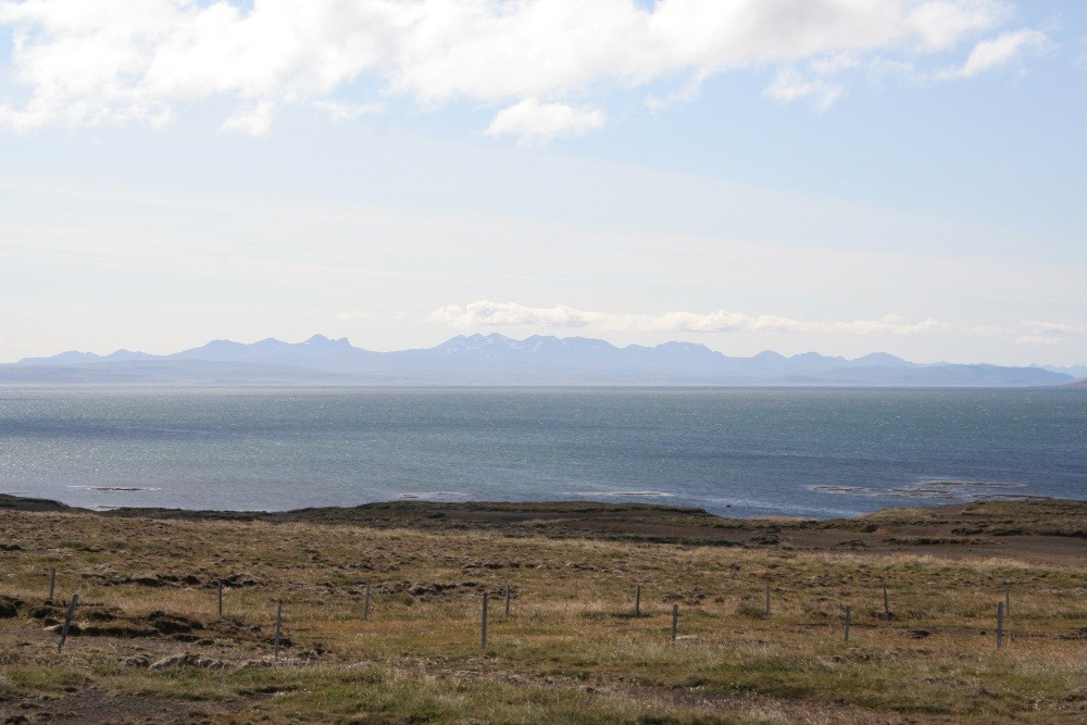 Unser nächstes Ziel: Die Halbinsel Snaefellsnes