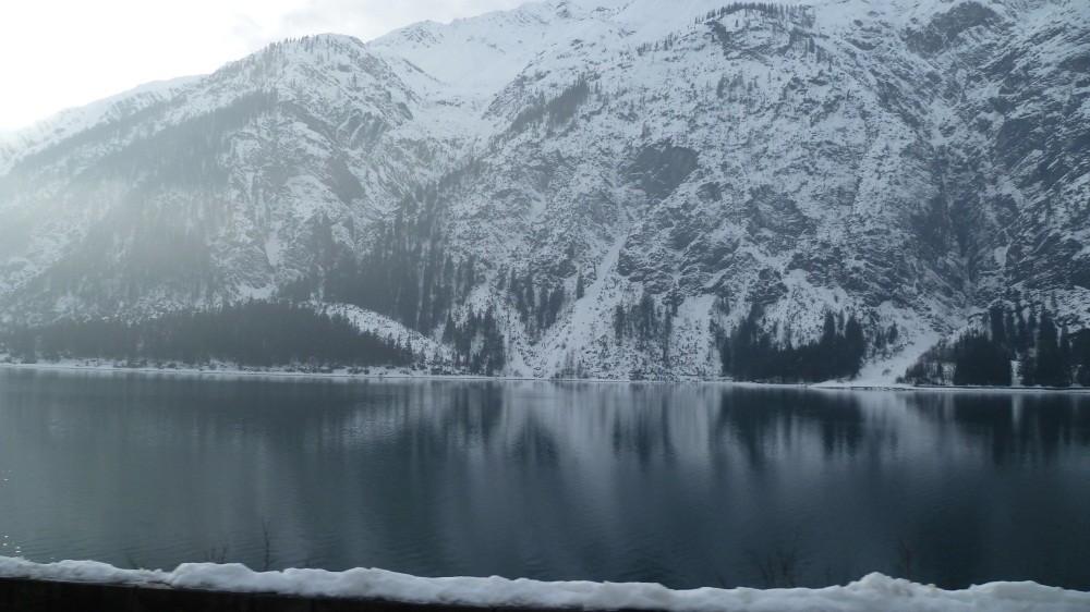 Vorbei am Achensee