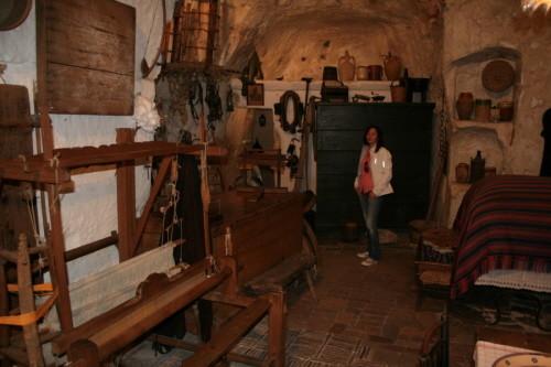 Die Sassi in Matera